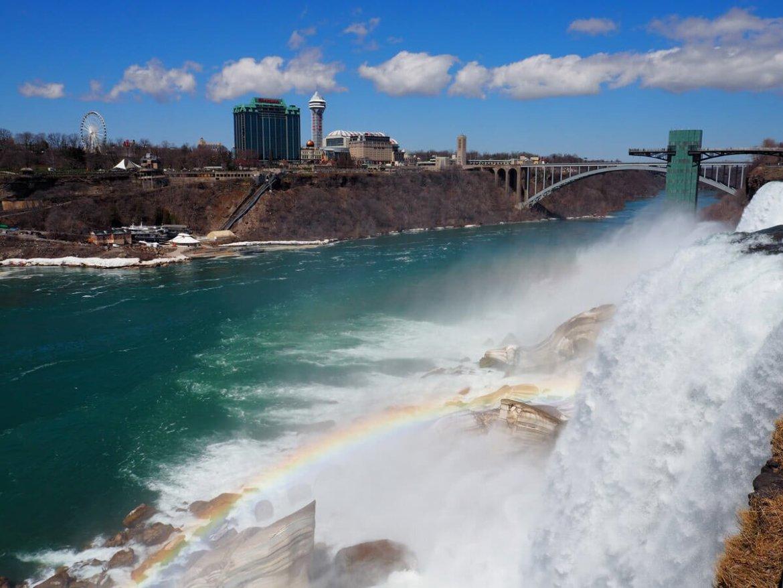 Niagara strona amerykańska