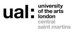 Central Saint Martins logo