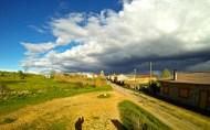 Think it might rain soon?