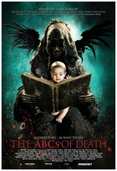 Theatrical Poster - ABCs of Death