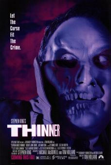 Theatrical Poster - Thinner
