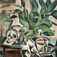 Silent Sundays: Still Life with Skull (1912)