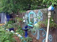 Part 2! Big Crazy Bohemian Gardenits Not Mine, its ...