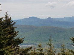 Rount top and Kaaterskill