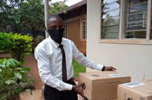 Uganda Kuraish Mubiru