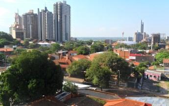 Asunción centro