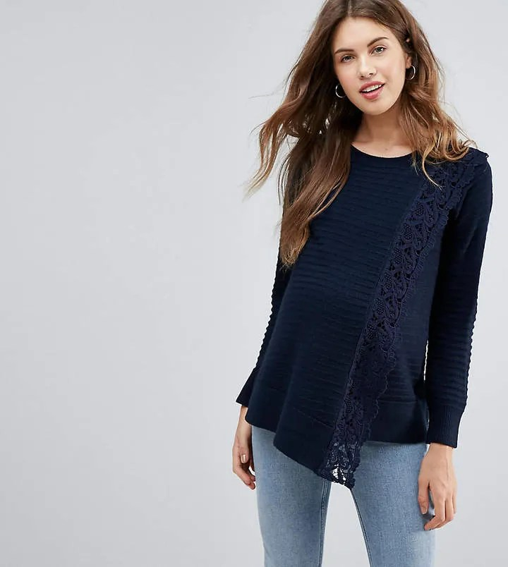 All moms need decent clothing. A cute nursing sweater is a thoughtful and cozy gift for a new mom!