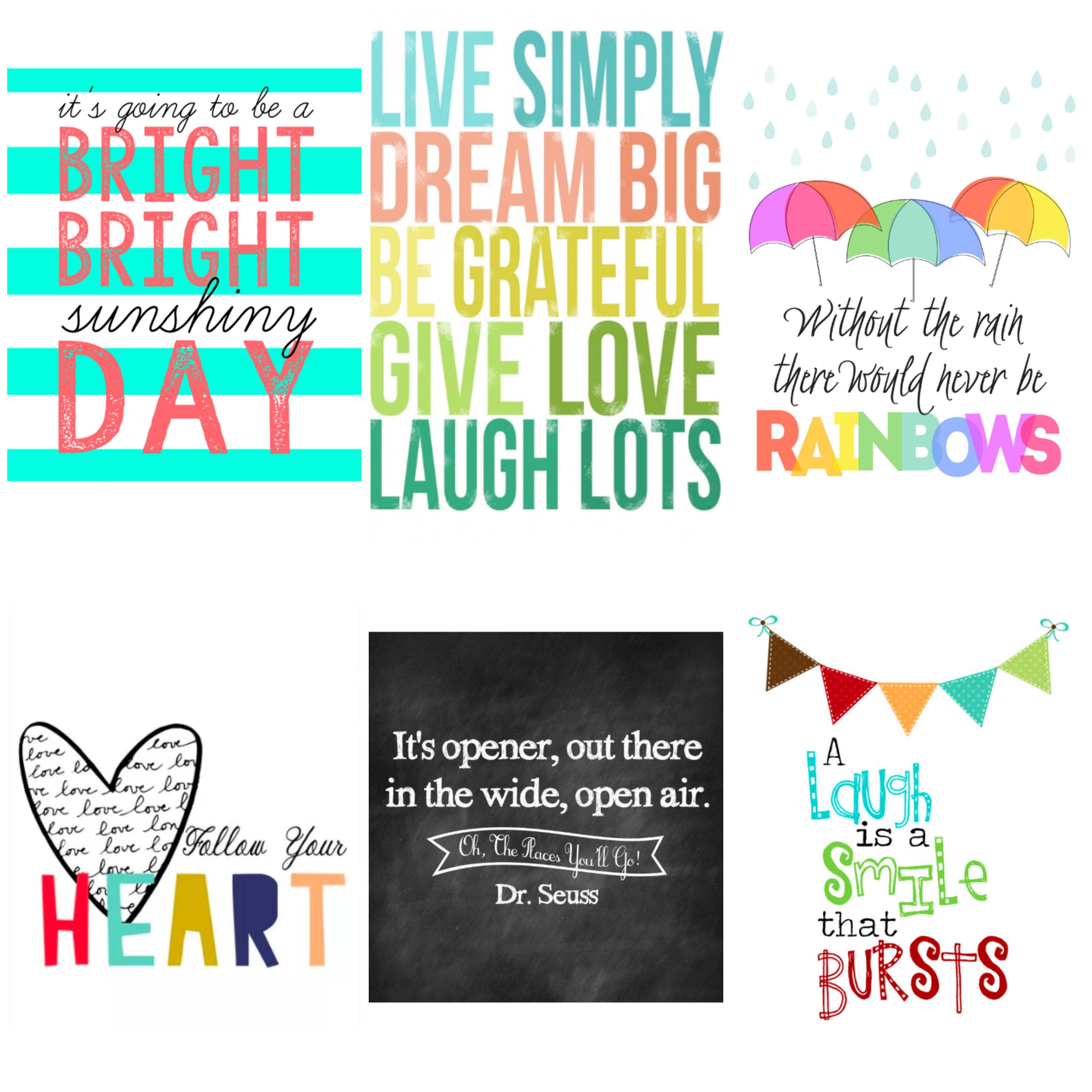 image regarding Give Me Five Poster Printable Free titled 51 No cost Printables for Small children Rooms - Nursery Decor Collection