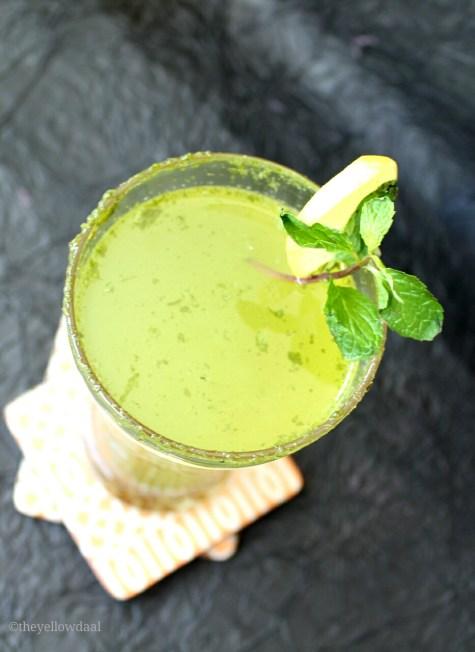 Lemon-Mint-Mojito