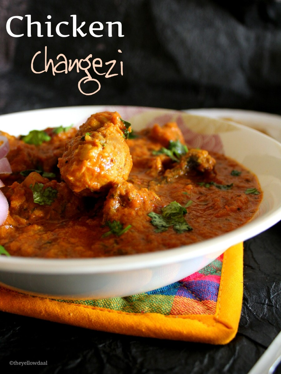 Chicken Changezi