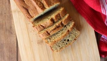 Wholewheat Buttermilk Banana Cake