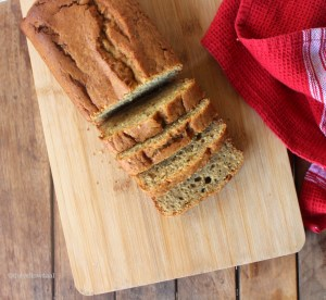 Wholewheat Buttermilk Banana Cake
