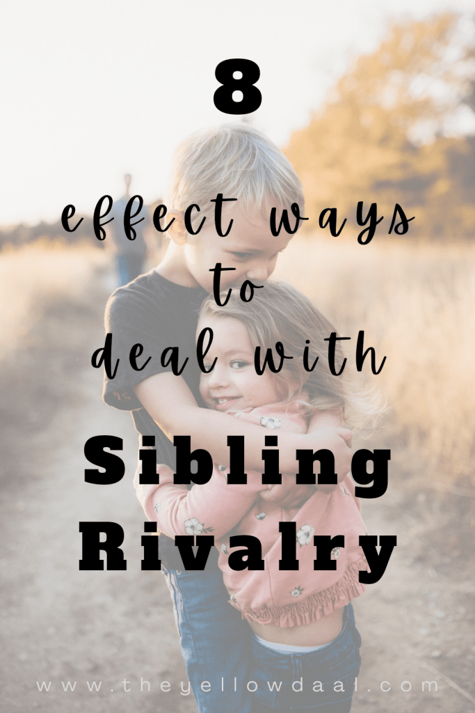 Stop-sibling-rivalry