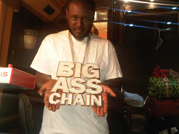t pain big ass chain