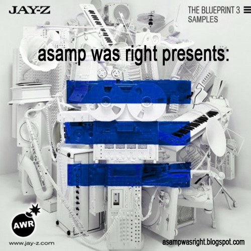 mixtape blueprint 3 samples