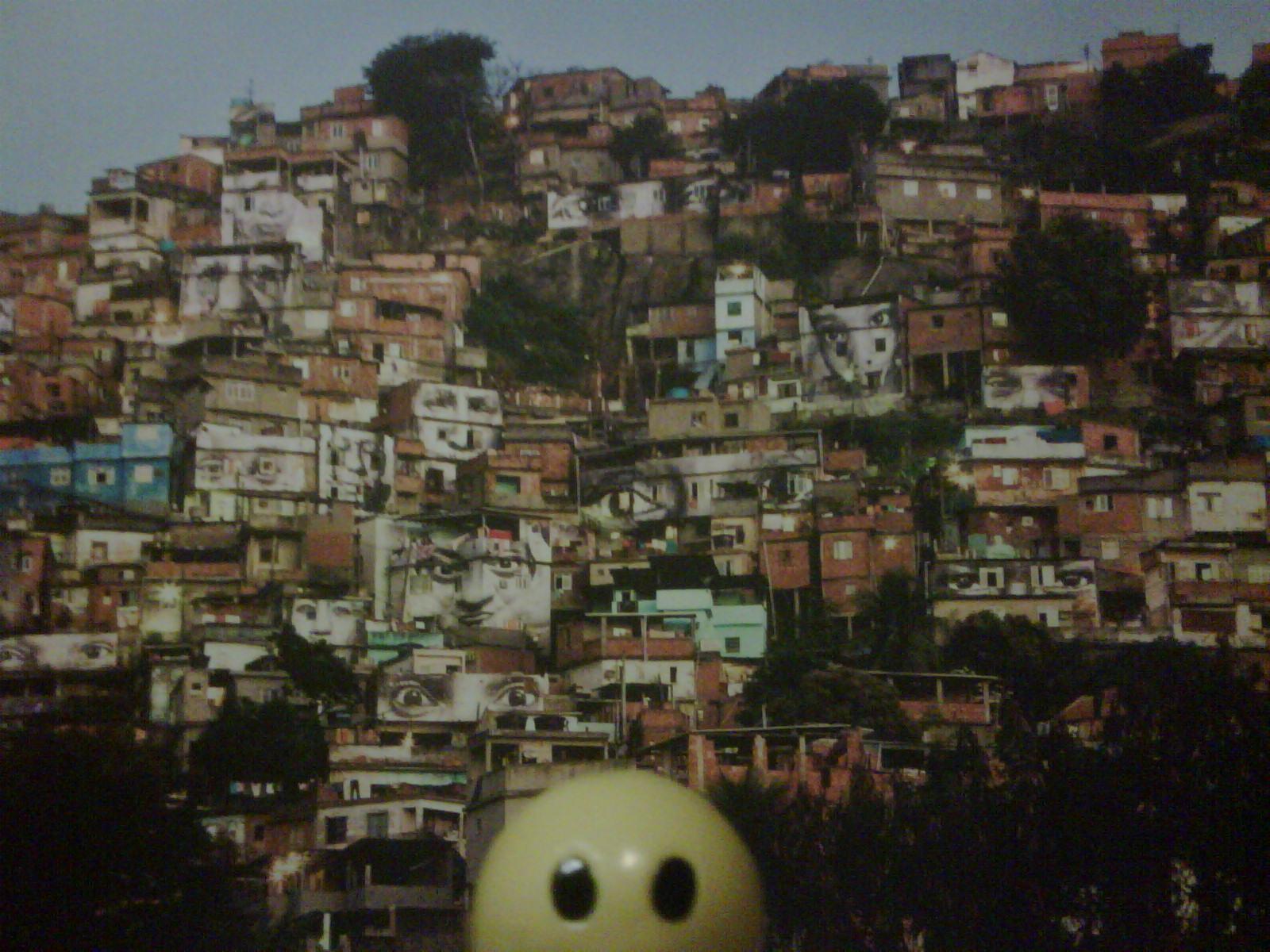 approuve par yellow kid jr litho favela