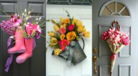 6 DIY Front Door Decor Ideas To Welcome Your Guests In ...