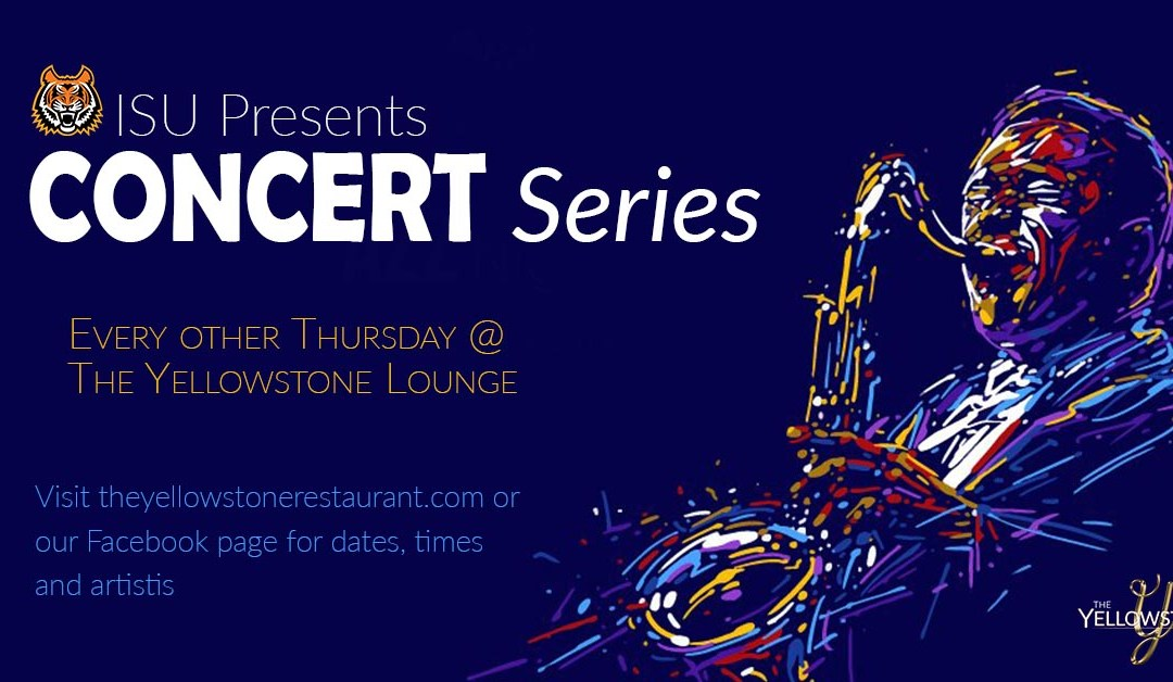 ISU Presents Concert Series