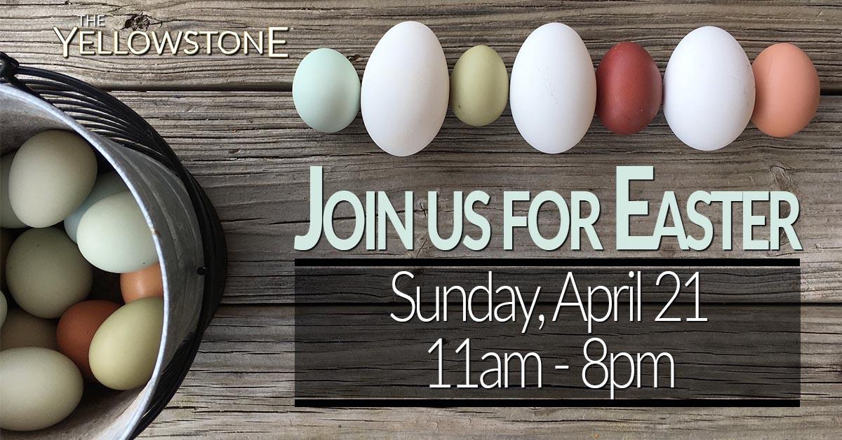 Easter Brunch in Pocatello