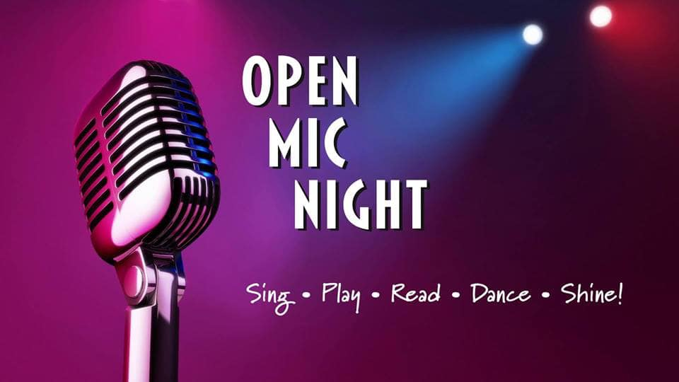 Open Mic Night at the Union Taproom