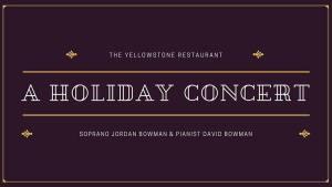 Holiday Concert Pocatello