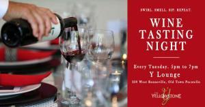wine tastings in pocatello