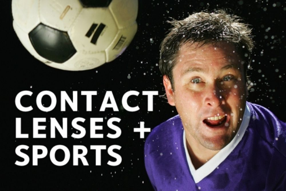 Improving Sports Performance Using Contact Lenses
