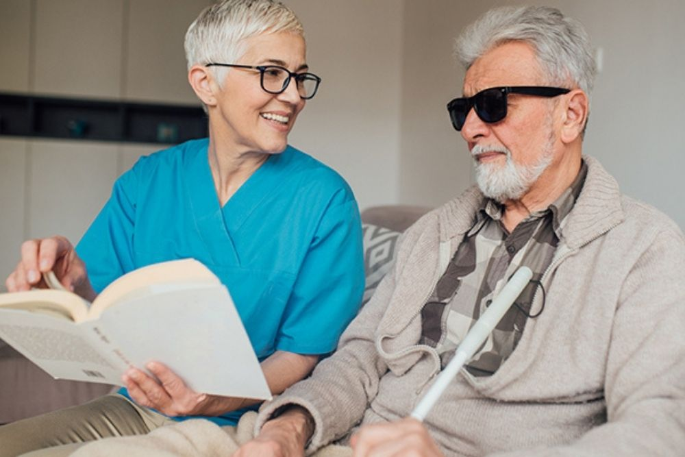 Different Ways of Coping With Vision Loss