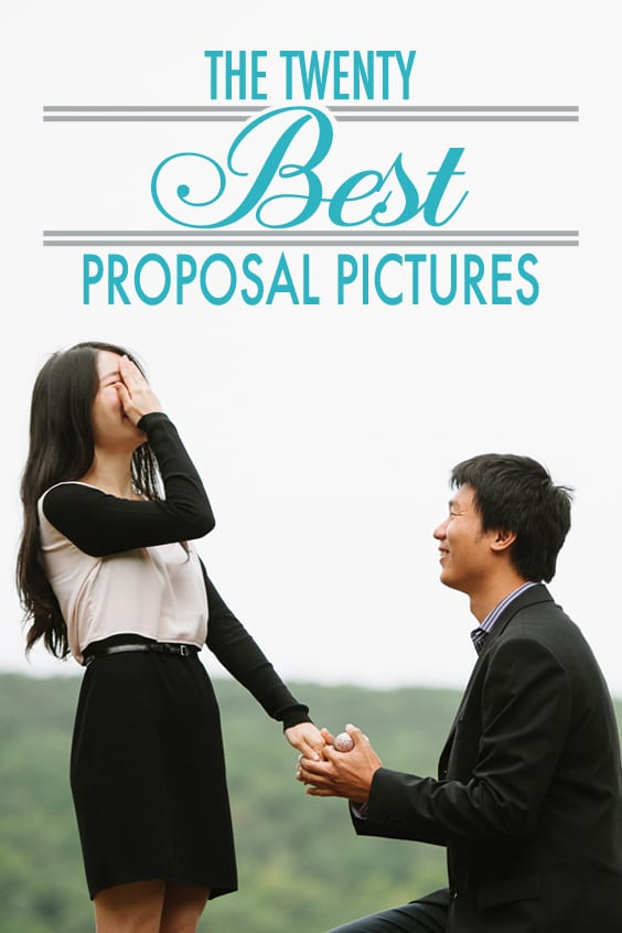 the 20 best proposal