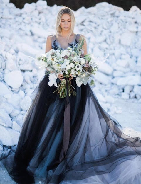 NonTraditional Wedding Dresses  The Yes Girls