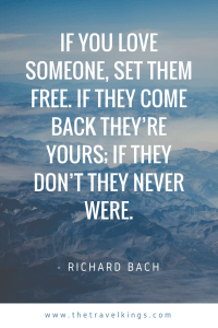 Quotes About Love - RICHARD BACH