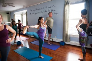 the yoga house, kingston, ny, ashtanga