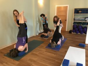amy reed yoga playshop