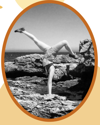 Amy Reed Playshop at The Yoga House Kingston NY Hudson Valley Handstand