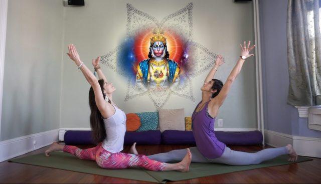 hanuman class yoga kingston ny hudson valley