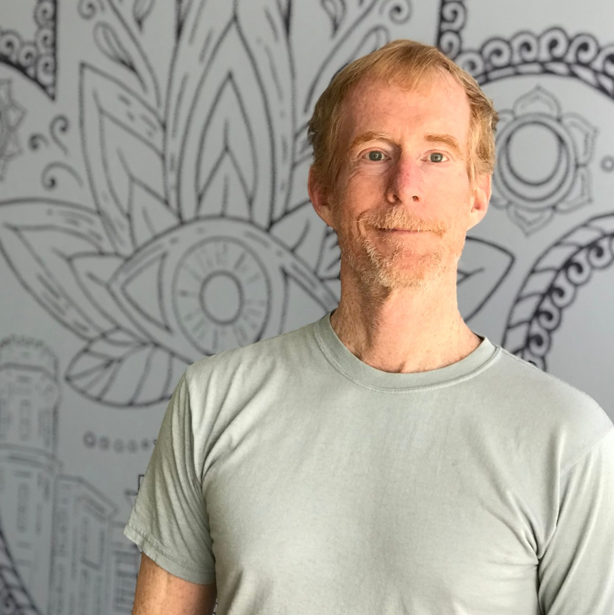ed blouin, yoga, kingston, ny