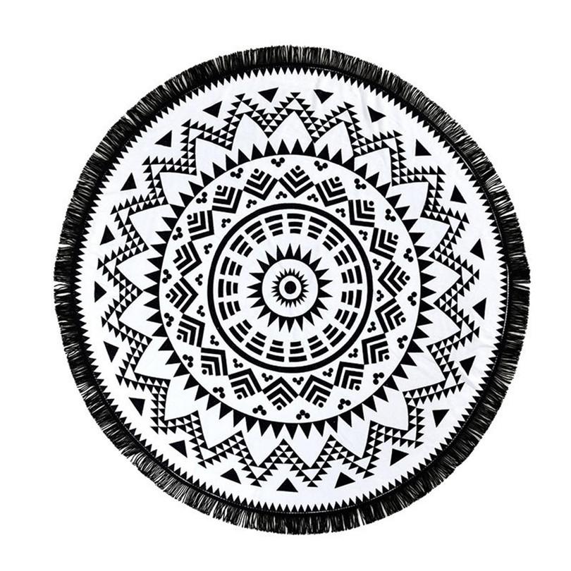 aztec black and white