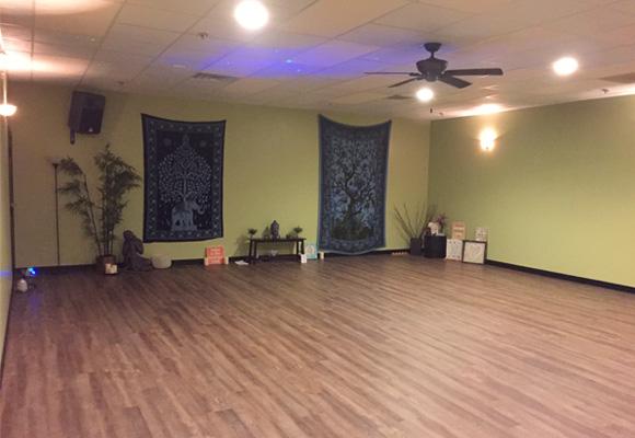 Yoga Room  The Yoga Room at Body Tech