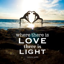 Inspirational Quotes About Love And Light Year Of Clean Water