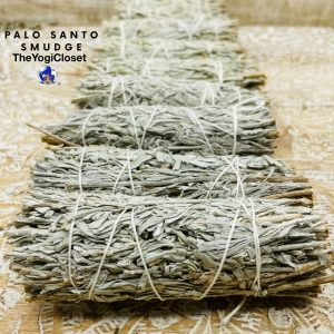Palo Santo Smudge | Good Energy Booster | Aromatherapy