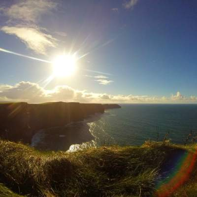 Photo essay: A road trip to the Cliffs of Moher