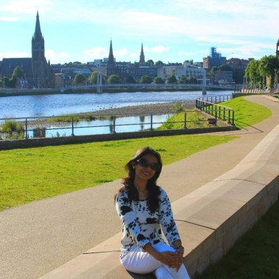 5 things travel taught me about myself: Maria Lewis