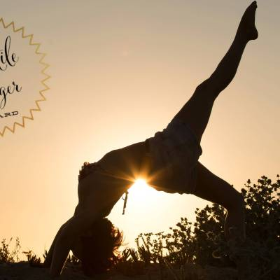 The Yogi Wanderer is a Versatile Blogger Award winner!