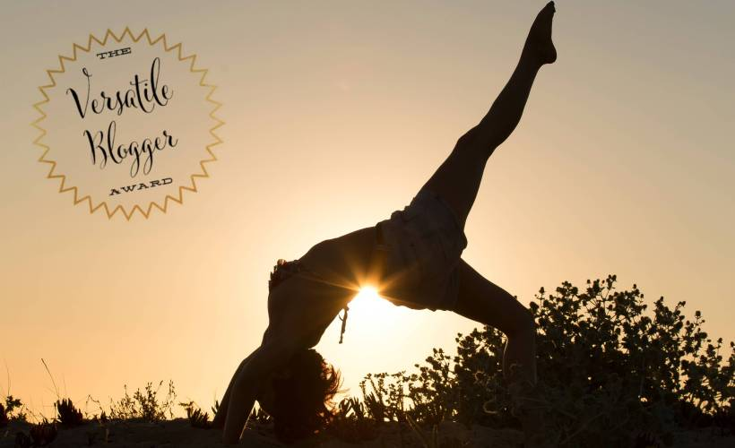The Yogi Wanderer is a Versatile Blogger Award winner!
