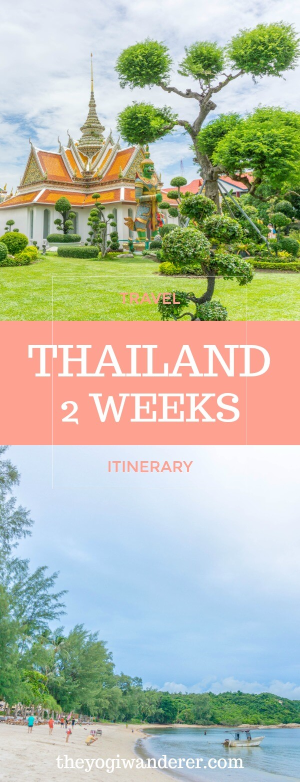 Thailand Week Thai Fashion Food And Fun: Thailand 2 Week Itinerary For 1st Timers
