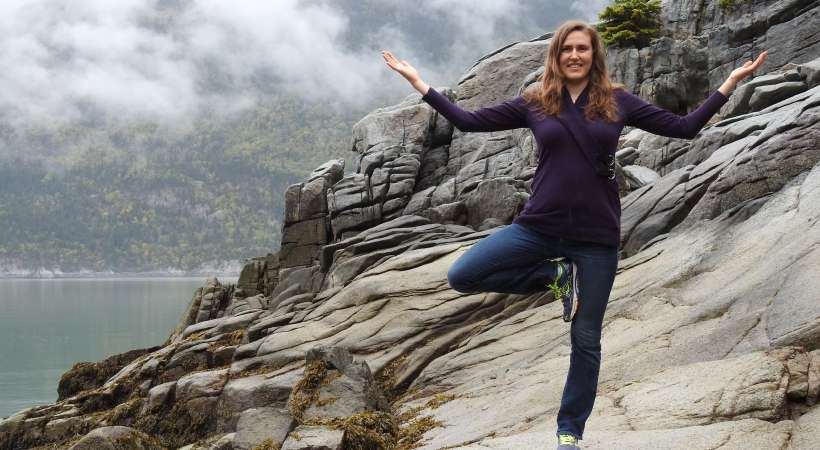 5 things travel taught me about myself: Marta Keller