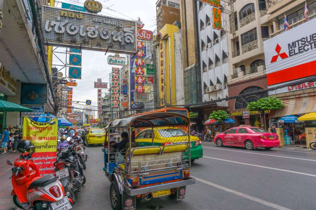Chinatown - Bangkok 4 days itinerary for 1st timers
