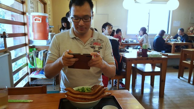 Where to Find the Best Soba in Naha Okinawa - Large Bowl