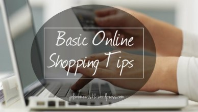 Basic Online Shopping Tips