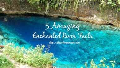 5 Amazing Enchanted River Facts